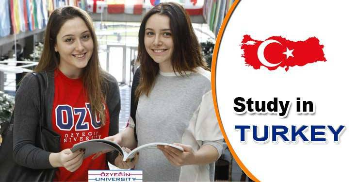 Study in Turkey Now